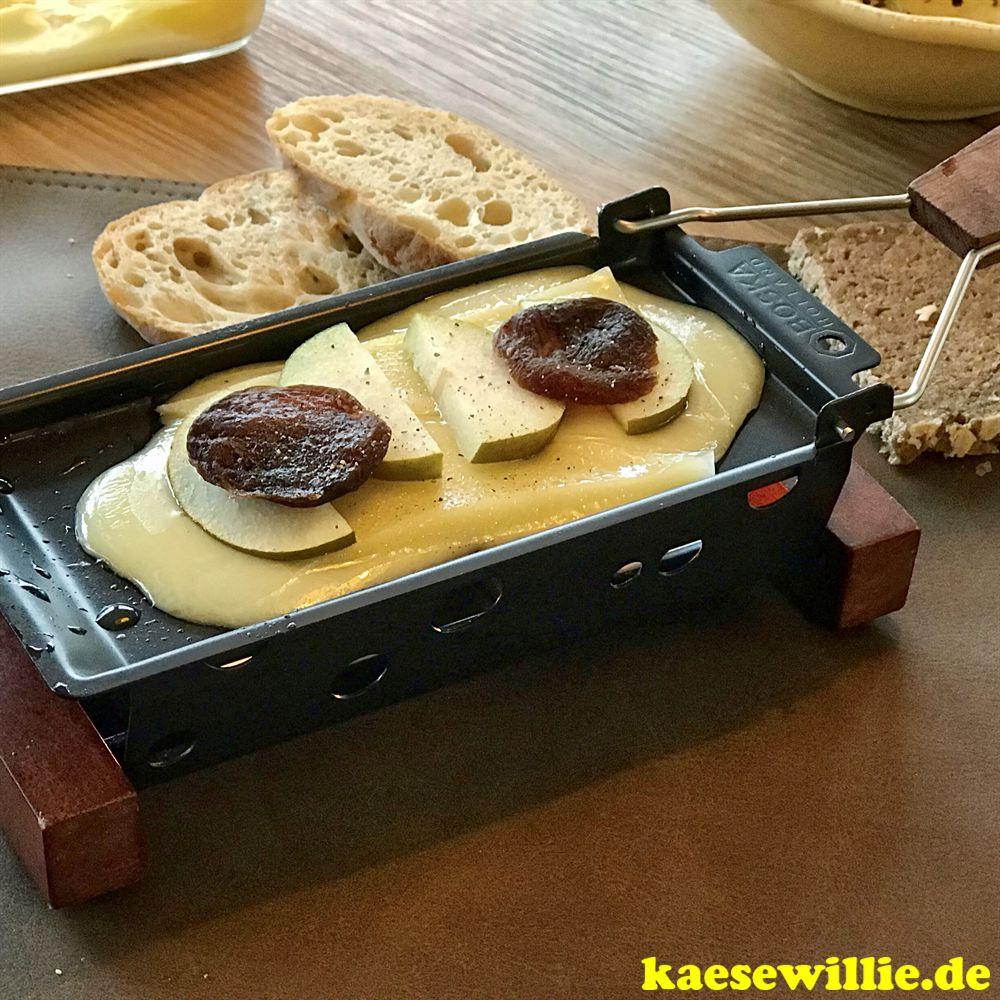 Raclette-Pfännchen Ideen