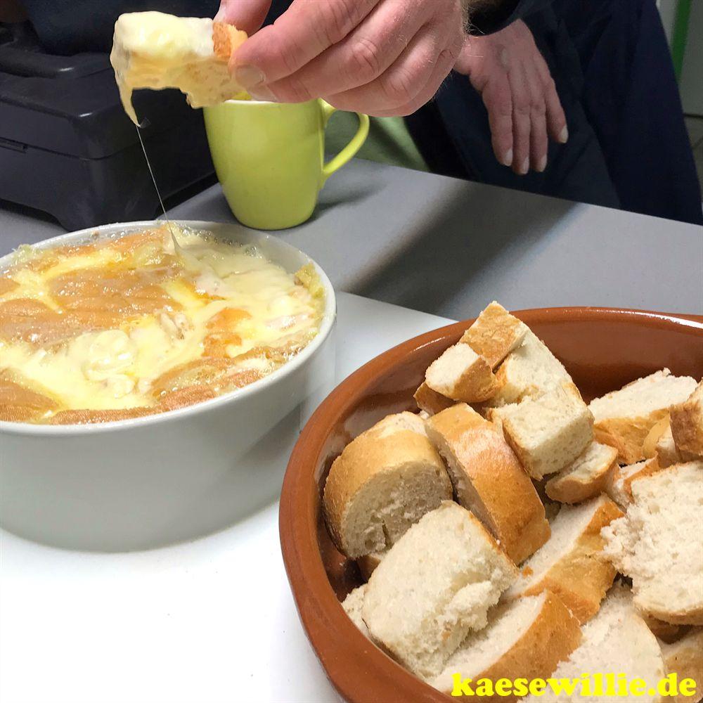 Chimay Ofenkäse selber machen